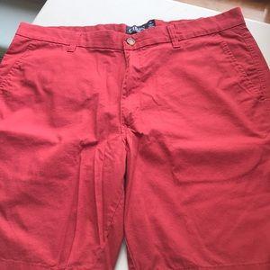 Men's chaps shorts